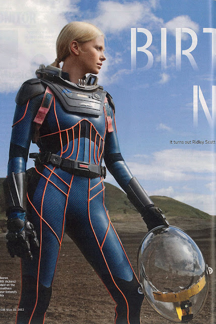woman in tight space suit - photo #3