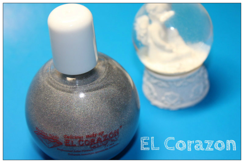 Review: EL Corazon® Art Top Coat №421/23 - Rainbow.