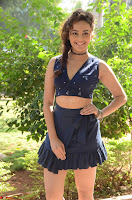 Seerat Kapoor Stunning Cute Beauty in Mini Skirt  Polka Dop Choli Top ~  Exclusive Galleries 004.jpg