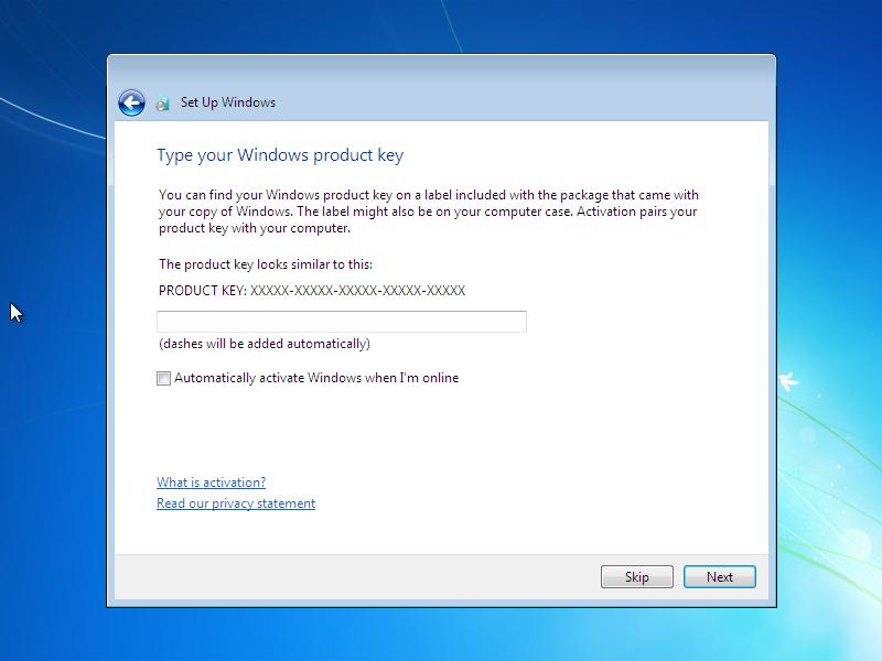 Cara Install Windows 7 (Lengkap Dengan Gambar) 11