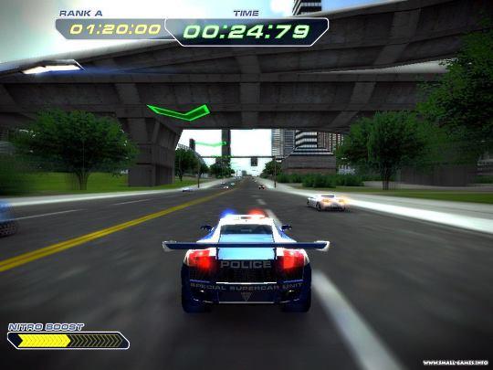 تحميل لعبة police supercars racing سباق سيارات الشرطة