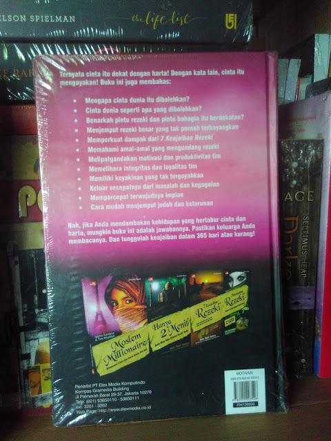 Harga Buku Moslem Millionaire