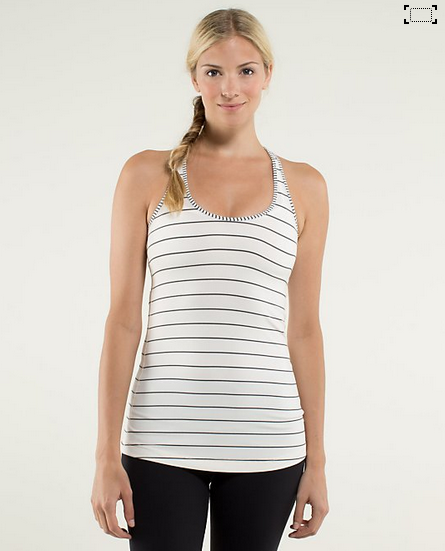 df06fb406d6772 My Superficial Endeavors  Lululemon Cool Racerback Slalom Stripe ...