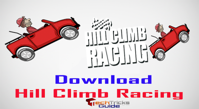 How to Download Hill Climb Racing Game For PC, Laptop [Windows XP, 7, 8 and Mac]