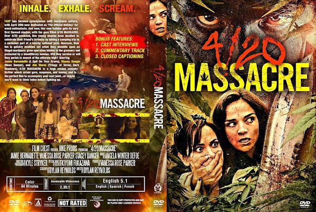 4/20 Massacre DVD Cover