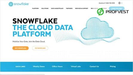 IPO от компании Snowflake: перспективы и возможность заработка