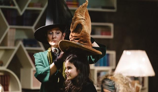 Нощта на книгите за Хари Потър