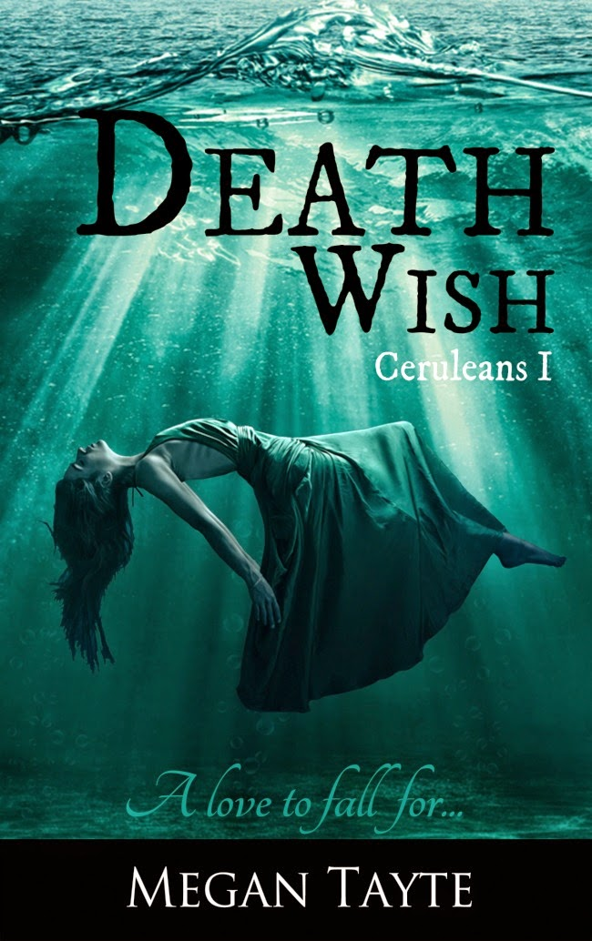Book Spotlight: Death Wish by Megan Tayte, with guest post from the author!