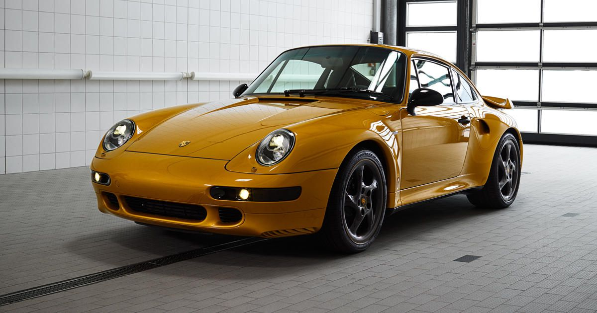 159e3ebe06 The $3.4 Million Dollar Gold Porsche 911 Turbo | BlueisKewl
