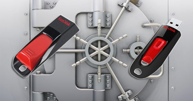 Repair Sandisk Flash Drive And Oti With Recover Disk