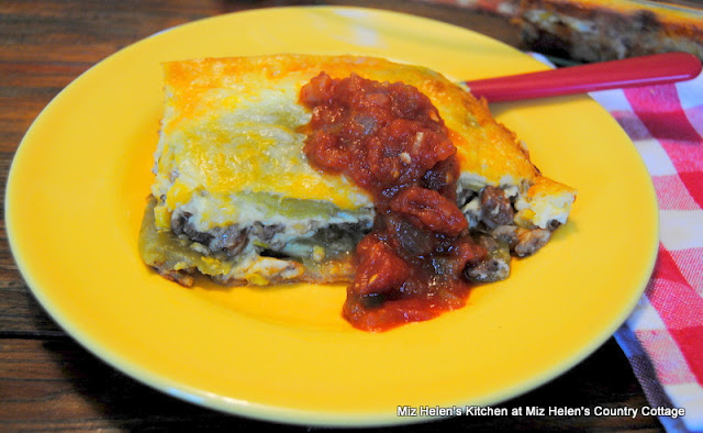 Chile Relleno Bake at Miz Helen's Country Cottage