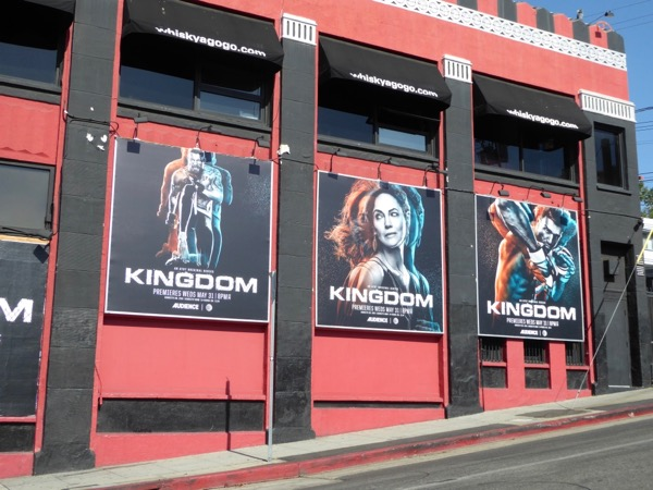 Kingdom season 3 billboards