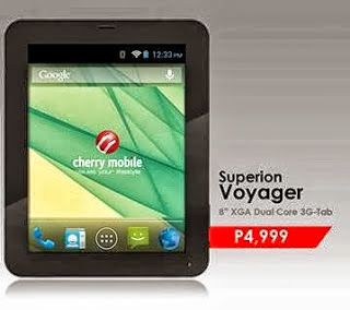 Cherry Mobile Supeion Voyager