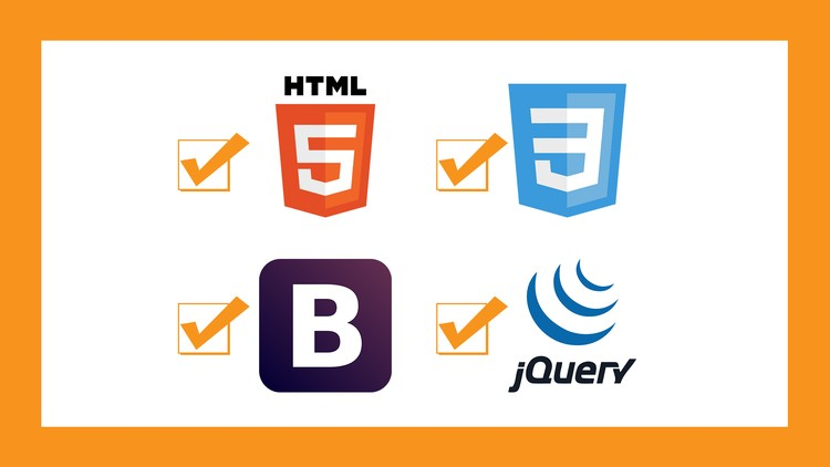 Web Development With HTML CSS BOOTSTRAP JQUERY for Beginners