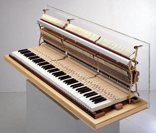 Đàn piano và đàn organ có gì khác nhau