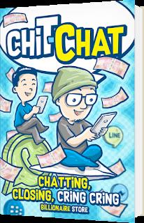 Pesan order buku chit chat