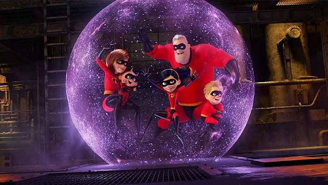 أفلام يتوقع الجمهور والنقاد منافستها على جوائز الأوسكار 2019 فيلم incredibles 2
