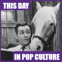 Mister Ed premiered on TV on January 5, 1961