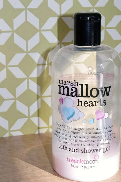 Treaclemoon Marshmallow Hearts