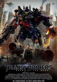 Robot Đại Chiến 3 - Transformers 3: Dark of the Moon