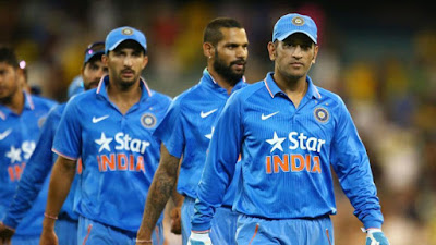 Dhoni resigns as Captain of Team India