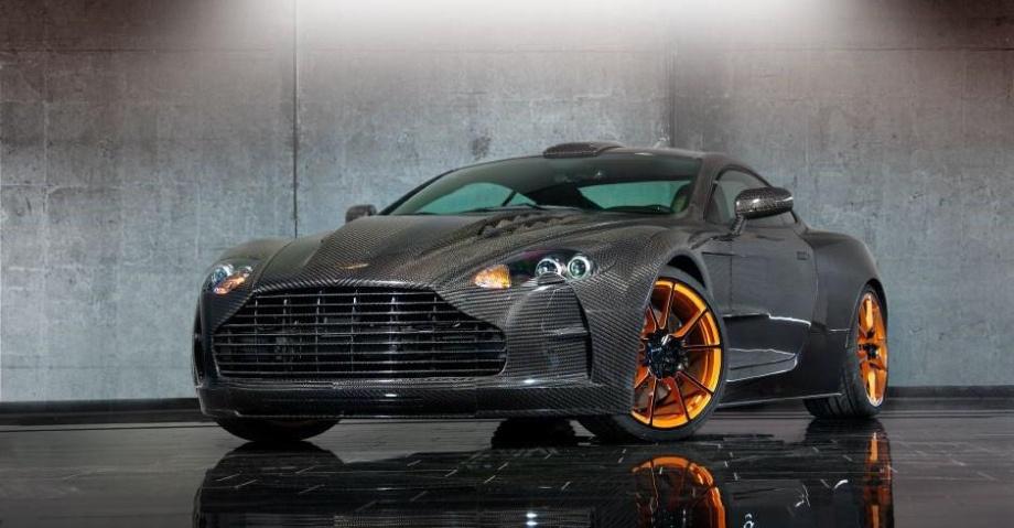 Mobil Mansory Cyrus Cf Aston Martin Db9 Dbs Motogila