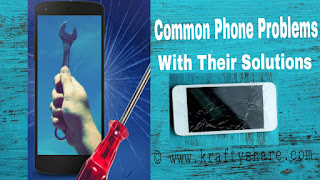 40 Common Phone Problems With Their Solutions