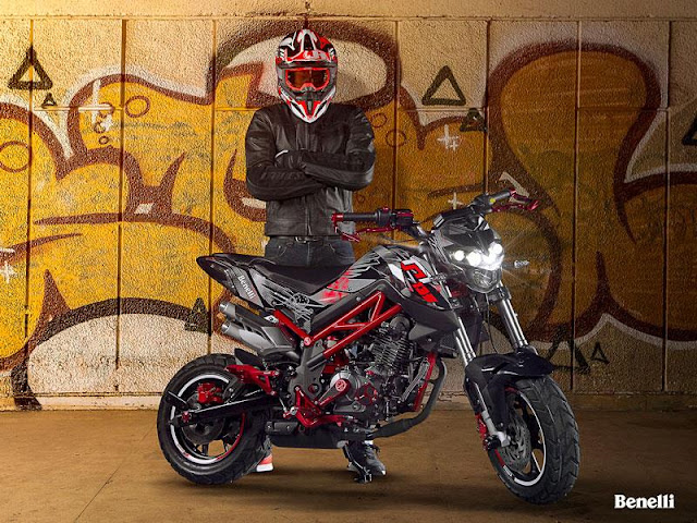 Benelli TNT 135 Official
