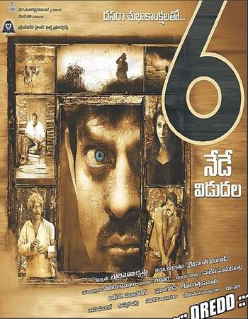 Poster Of Six-6 2012 Hindi Dual Audio 500MB HDRip 720p HEVC Free Download Watch Online downloadhub.in