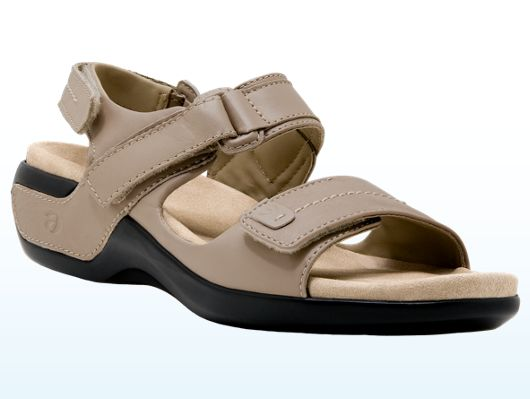 Podiatry Shoe Review March 2012