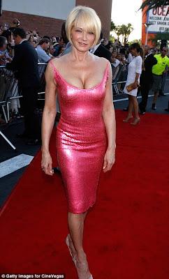Big booty scarlett metallic dress striptease - 5 2