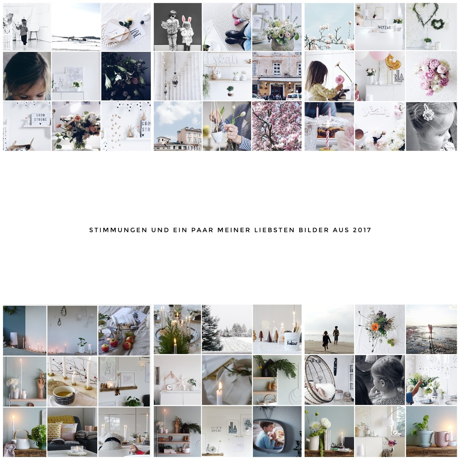 Mein Rückblick auf 2017 - Hallo 2018, Tschüß 2017 - https://mammilade.blogspot.de