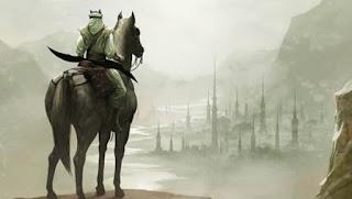 Kisah Haizum Kuda Perang Milik Malaikat Jibril