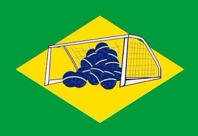 No Brasil tem golpe todo dia...