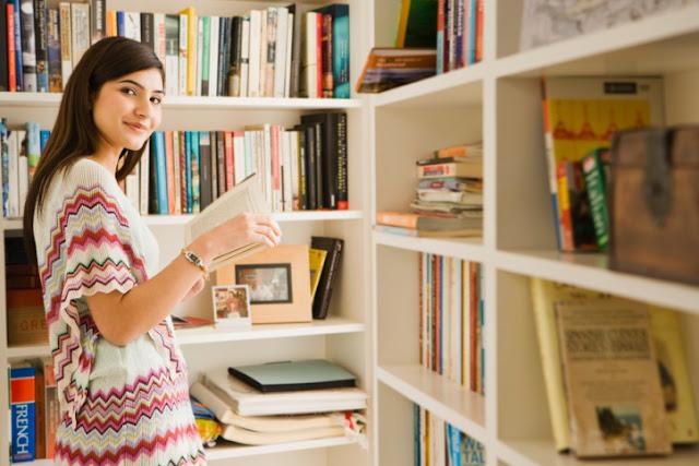 Tips dan Kiat Jitu Menata Buku