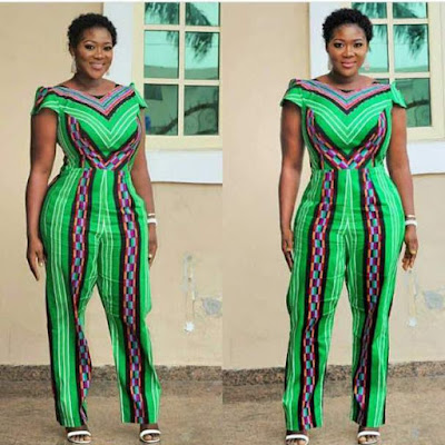 Mercy Johnson unveils her new look (Photos)