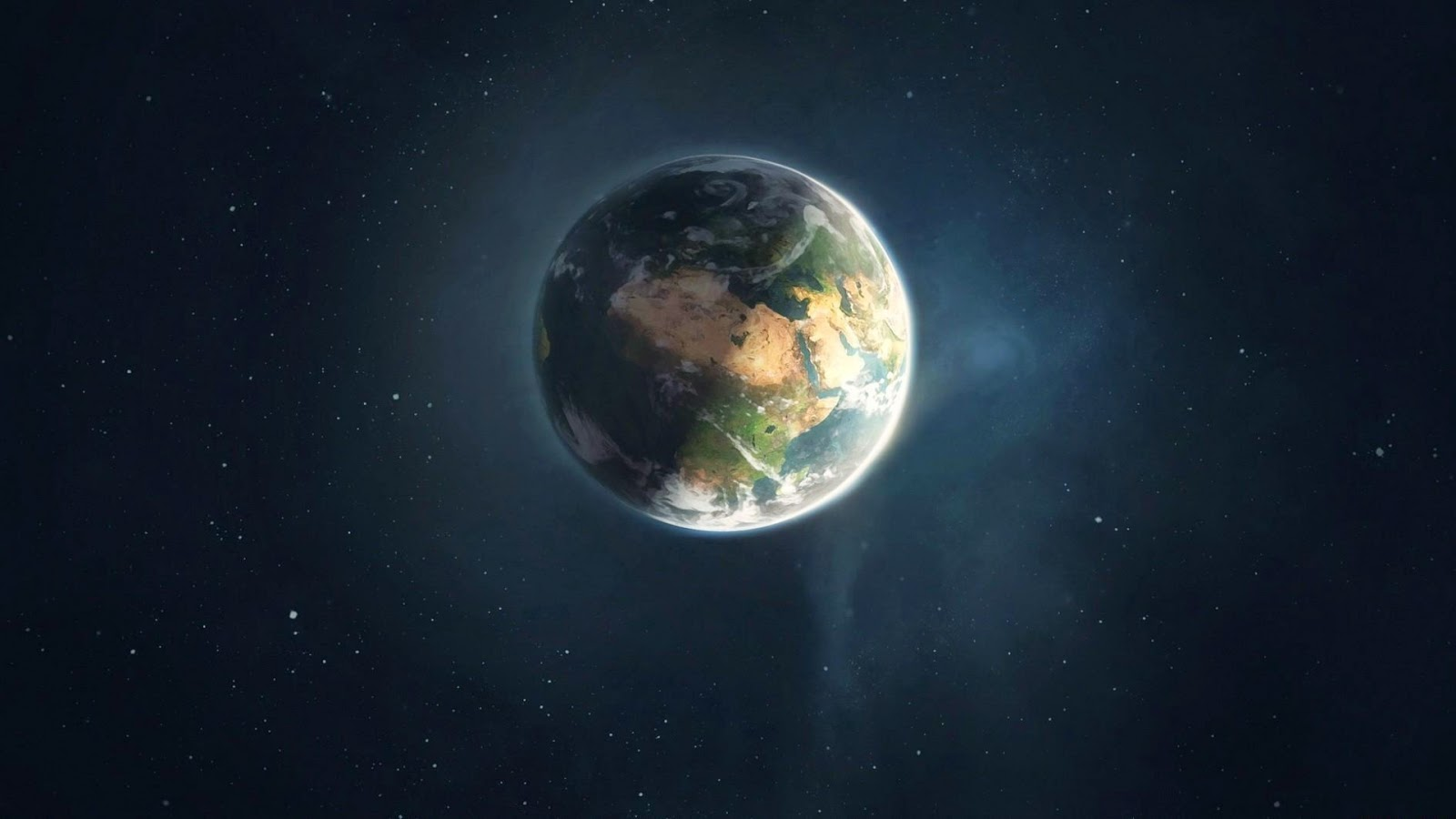 3d univers desktop background wallpaper
