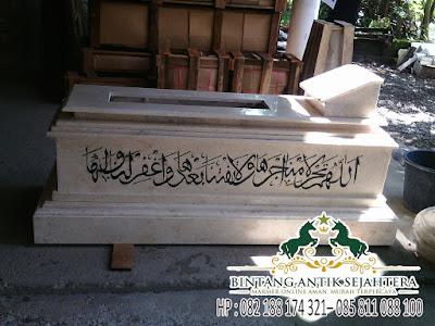 Harga Kijing Batu Asli, Makam Kijingan Surabaya, Jual Batu Kijingan