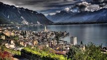Montreux Switzerland Full Hd Desktop Wallpapers 1080p