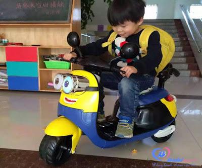 Mẹo nhỏ giúp bạn mua xe máy điện cho bé