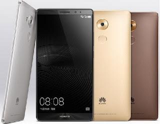 9 Huawei Mate