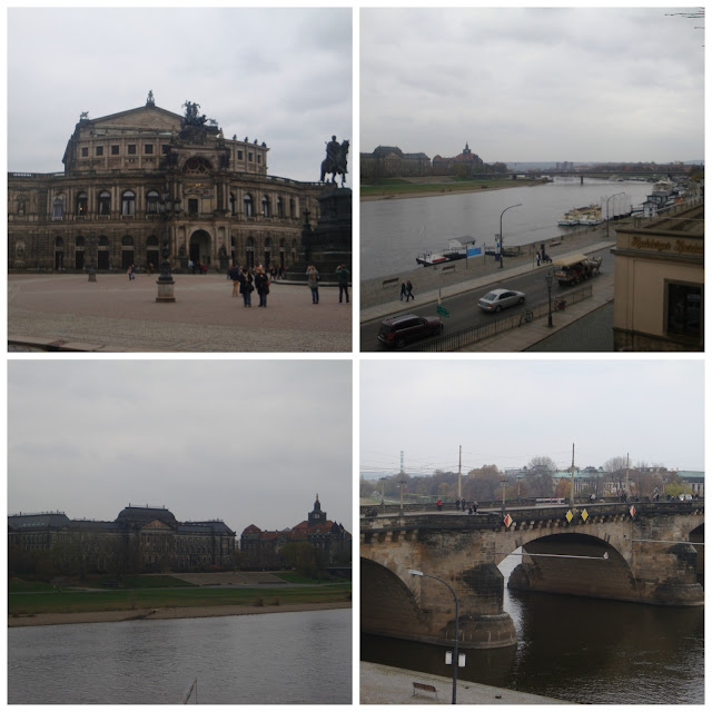 Dresden (Alemanha): destruída na Segunda Guerra Mundial e renascida das cinzas! Semperoper e rio Elba