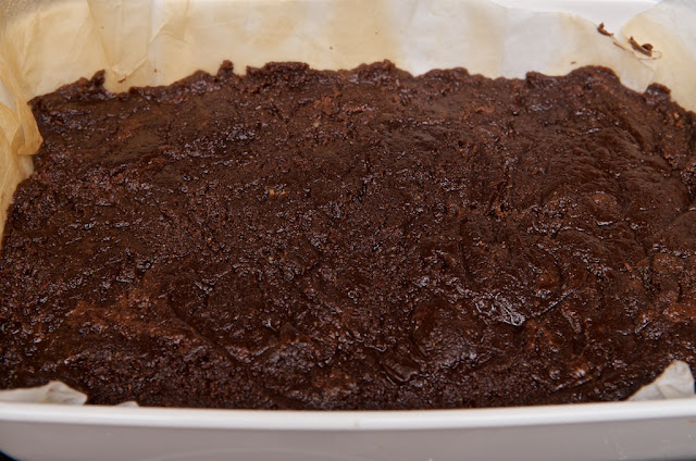 Chocolat - chocolate - cooking - cuisine - peanut butter brownie - dakatine - brownie - cacahuète - dessert - gâteau
