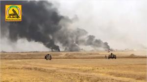 Δυνάμεις του PMF προσεγγίζουν το αεροδρόμιο της Tal Afar