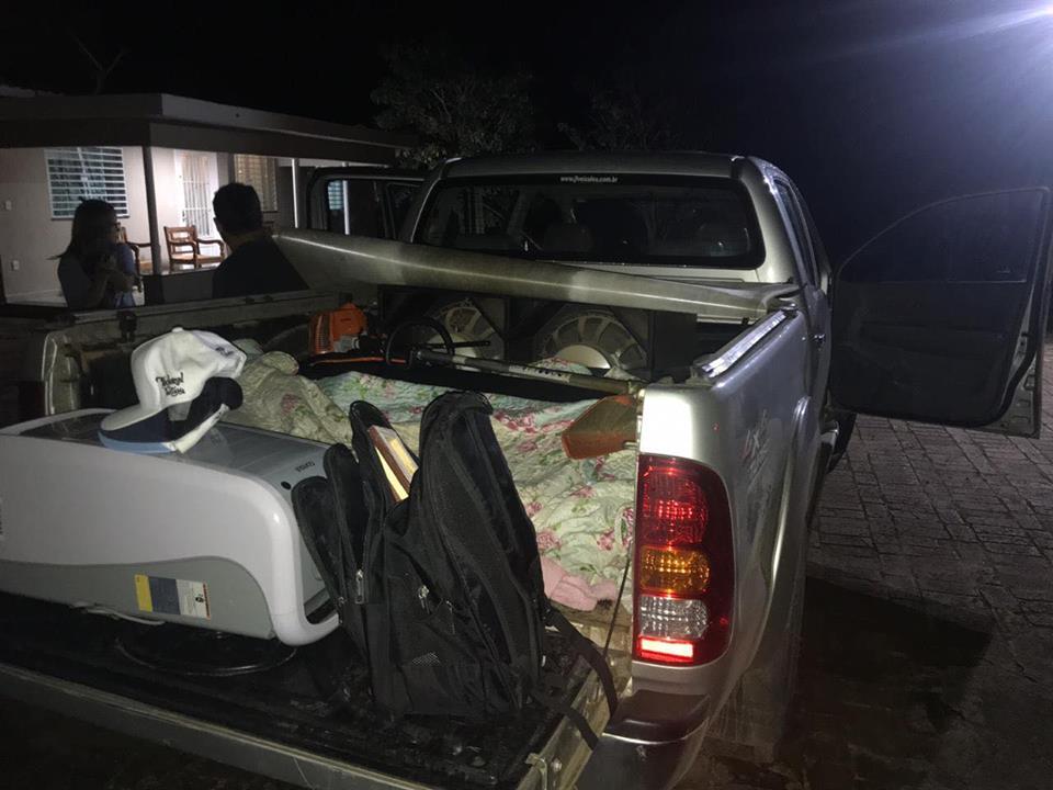 PM mineira impede roubo à residência em Andradas graças à ligação no 190