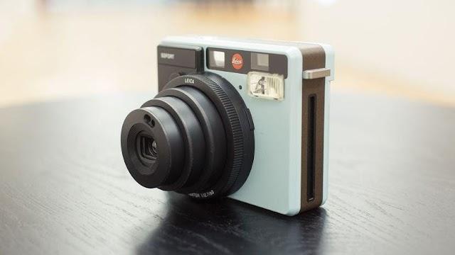 【好玩小物】大走簡約風格 Leica Sofort 即影即有相機