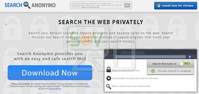 Search Anonymo (Extensión)