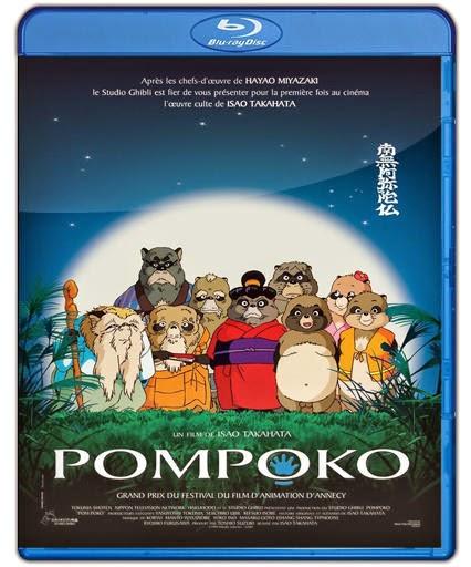 La guerra de los mapaches de Pompoko (1995) 1080p HD Latino