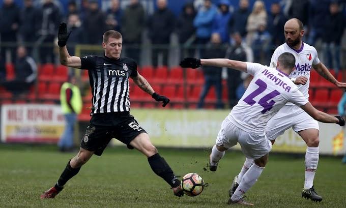 Napadač Partizana blizu transfera, najbliži je Seriji B!