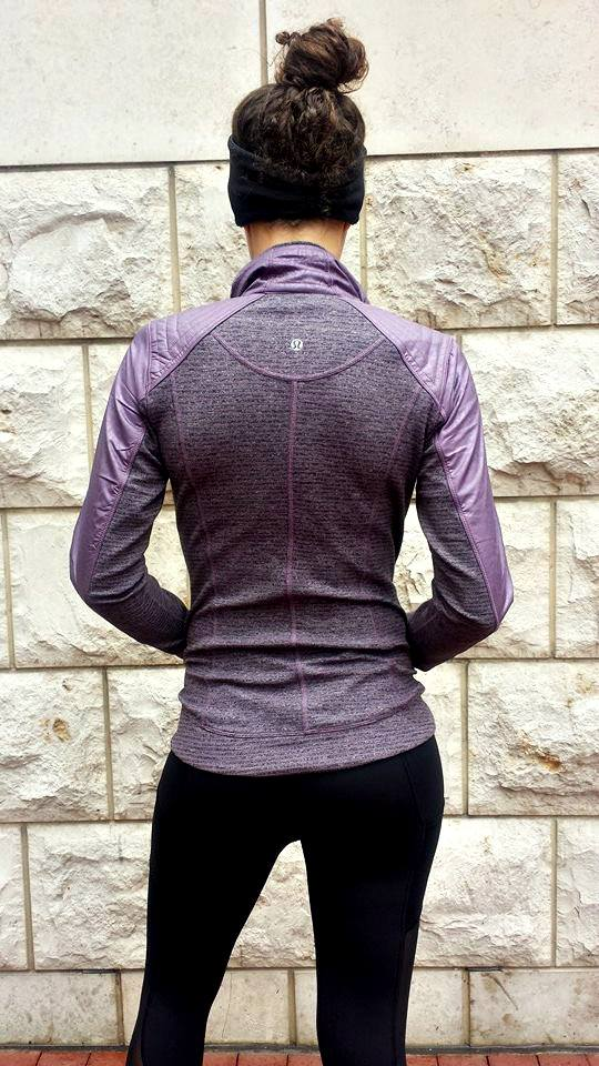 lululemon purple fog-rebel-runner